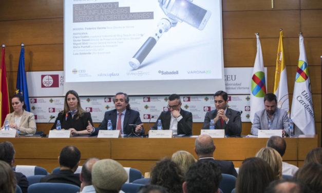 Influencers y empresas se dan la mano en una jornada organizada por Varona y BrandManic